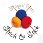 logo strick und stick