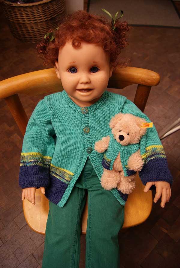 margret botta baby strickjacke in verschiedenen farbenjpg