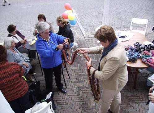 weltstricktag 2008